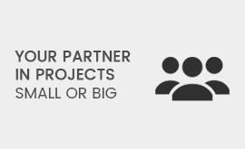 Partner in projects